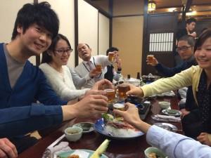 飲み会(忘年会)