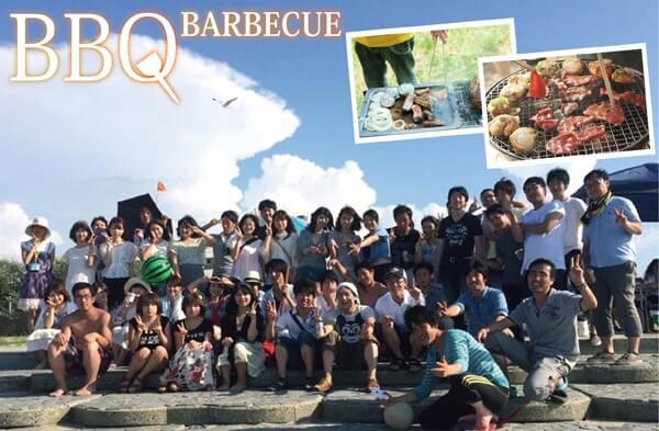 新潟市、BBQ