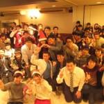 学生団体×新潟市社会人サークル クリスマスパーティー1