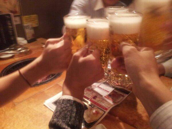 新潟市 平日飲み会