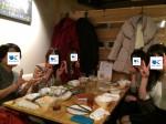 <b>2/24(金)に、新潟市で、「女子会」を開催しました(●´A`)ノ</b>