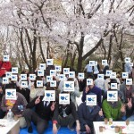 INFo BoAT お花見 2016