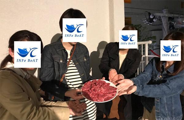 新潟市 夜BBQ
