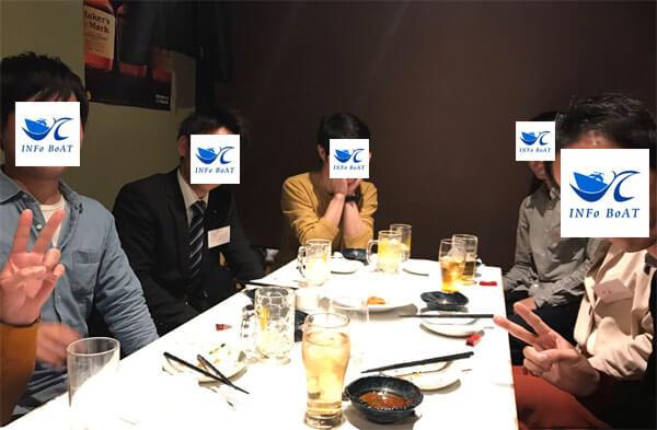 新潟市 1人初参加飲み会イベント