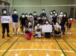 <b>7/10(月)に、「バレーボール」を開催しましたd(゚ー゚*)</b>