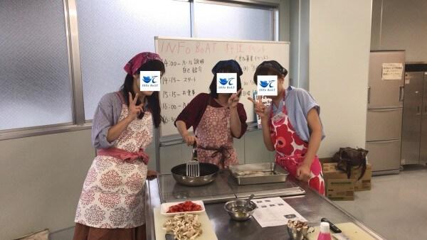 新潟市 料理イベント