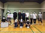 <b>10/23(月)に、「バレーボール」を開催しました(○'ー'○)</b>