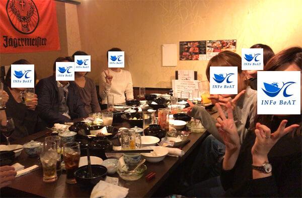 新潟市 1人初参加飲み会