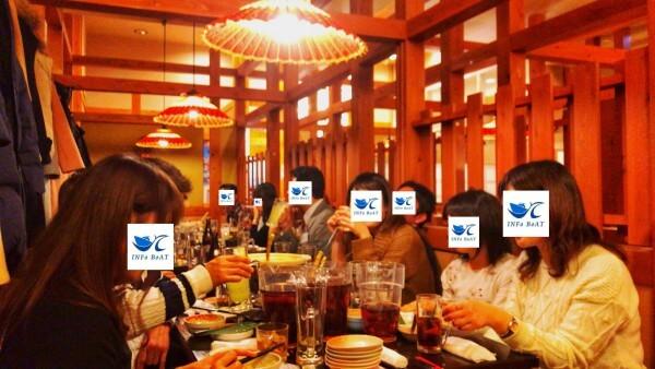 新潟市 プレ新年会