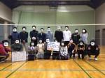 <b>1/15(月)に、新潟市で「バレーボール」を、開催しました(=゚ω゚)ノ</b>