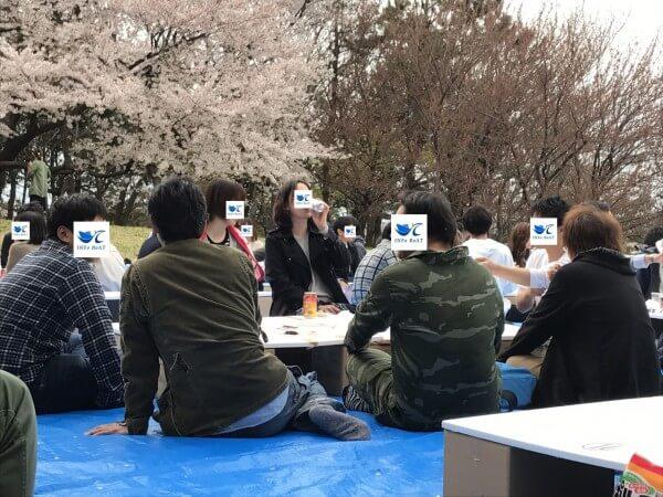 新潟市 お花見イベント