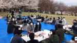 <b>来月開催、2019年お花見イベント、定員が70名様を越えましたヾ(´∀`*)</b>