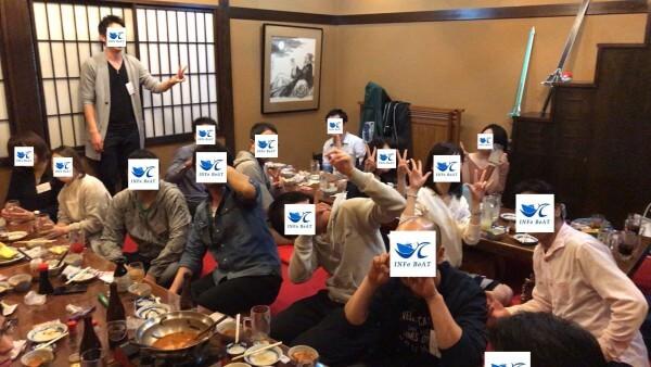 新潟市 アニメ飲み会