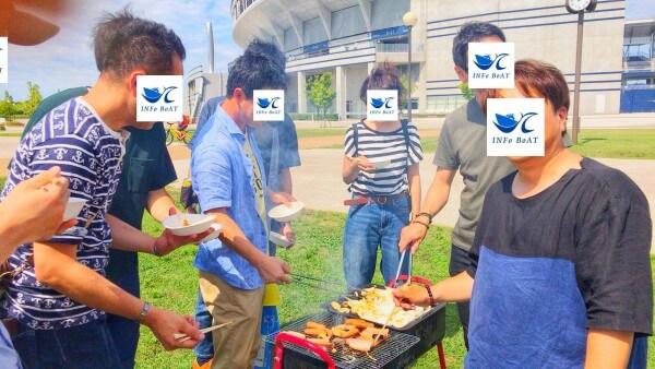 新潟市 灼熱BBQイベント