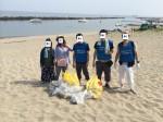 <b>7/21(土)に、新潟市で「関屋浜掃除」を、実施しました( '-')ノ</b>