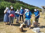 <b>8/4(土)に、新潟市で「関屋浜掃除」を、実施しました(´∀`☆)</b>