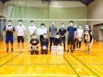 <b>8/30(木)に、新潟市で「バレーボール」を、開催しましたo(*・ロ・*)o</b>