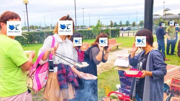 新潟市 BBQイベント