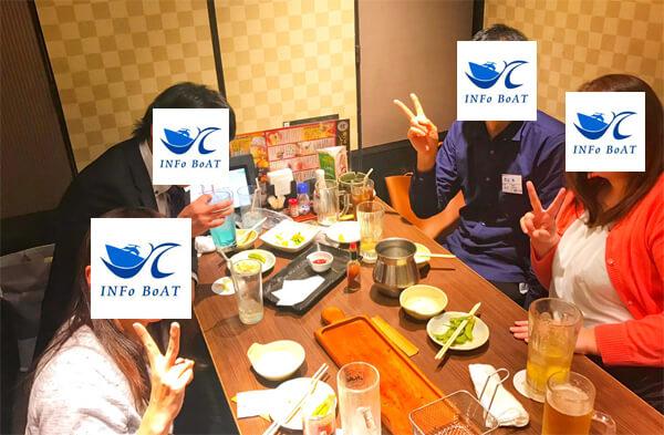 新潟 1人・初参加飲み会