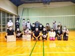 <b>11/5(月)に、新潟市で「バレーボール」を、開催しました (o^-^)o</b>