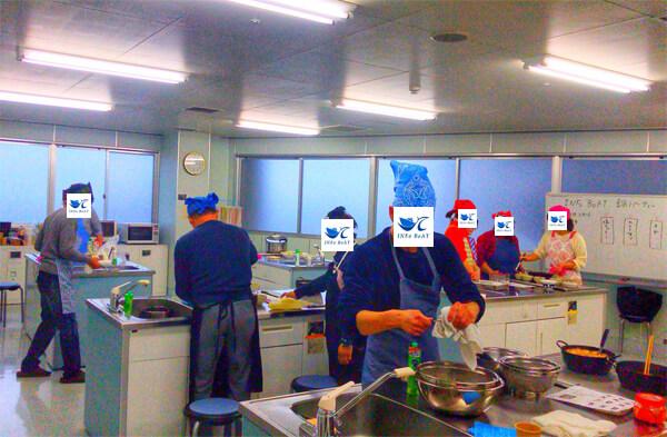 新潟 鍋パーティー