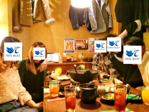 新発田市 飲み会