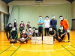 <b>新潟市で、1/21(月)に「バレーボール」を、開催しました(゚ω^* )</b>