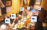 <b>新潟市で、2/1(金)に「旅行好き飲み会イベント」を開催しました(。・ω・。)</b>