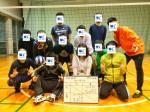 <b>新潟市で、3/4(月)に「バレーボール」を開催しました(・ω´・ ●)</b>