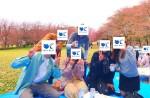 <b>新潟市で4/21(日)に、「お花見イベント」を開催しました(゚∀゚)/</b>