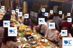 <b>4/27(土)に、新潟市で「アラフォー飲み会イベント」を開催しました(´ω`★)</b>