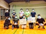 <b>新潟市で、5/20(月)に「バレーボール」を開催しました(っ'-')╮○</b>