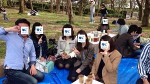 0409-新潟市-お花見3