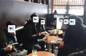 2017-2-25【アラハタ朝活】集合