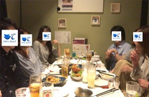 2017-5-12【1人初参加飲み会】2