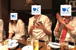 2017-6-9【1人初参加飲み会】