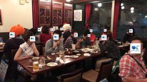 20171028_ハロウィン飲み会2