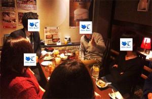 2018-2-23【1人初参加飲み会】