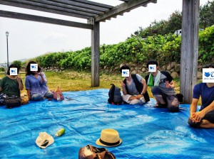 20180721_関屋浜掃除3