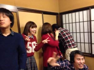 バレンタイン飲み会7