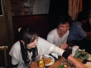 ホワイトデー飲み会7