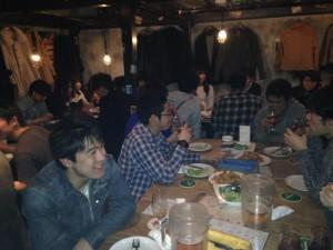ホワイトデー飲み会3