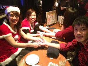クリスマスパーティー11
