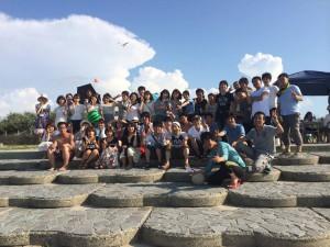 夏のバーベキュー&花火3
