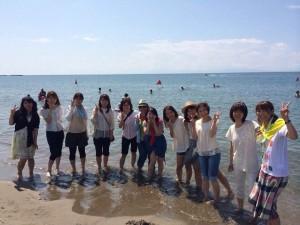 夏のバーベキュー&花火4