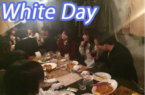 新潟市 ホワイトデーイベント