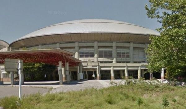 新潟市 東総合スポーツセンター