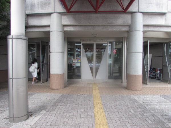 バスケ-入口