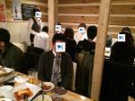 <b>11/11(金)に、新潟市で、「1人・初参加飲み会」を開催しました(゚ー゚)</b>