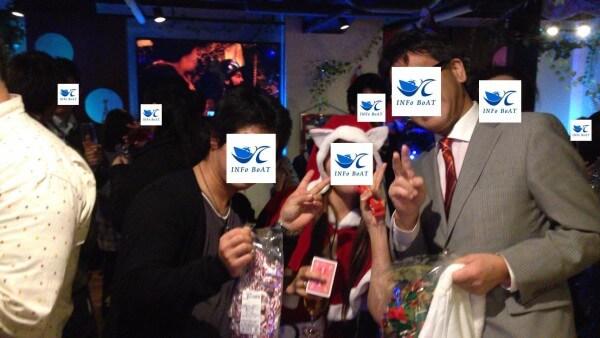 新潟市 クリスマスパーティー